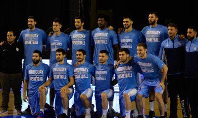 Uruguay selección básquetbol