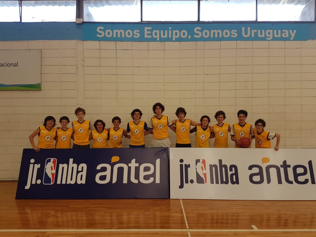Jr NBA Uruguay