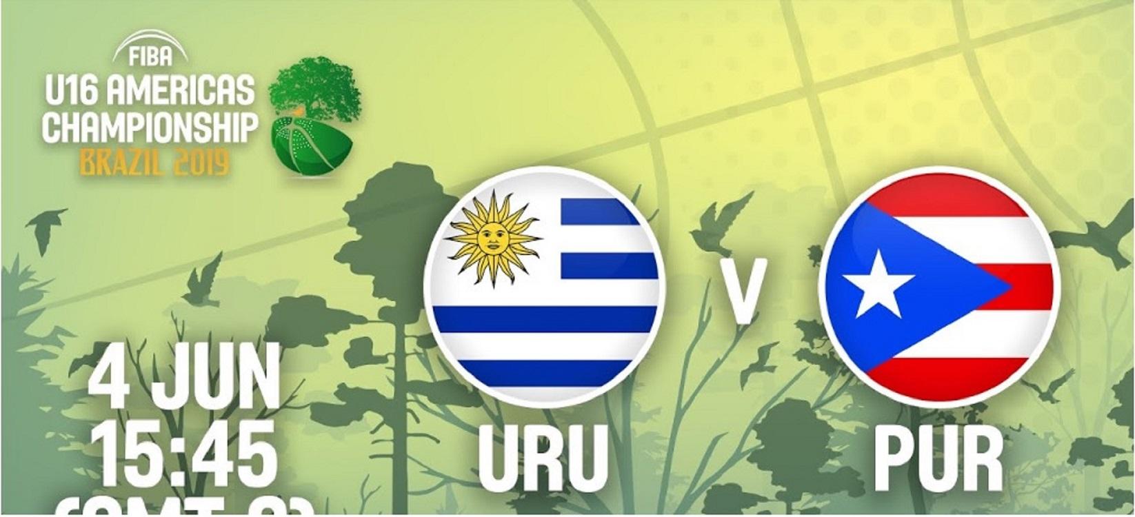 Uruguay Puerto Rico