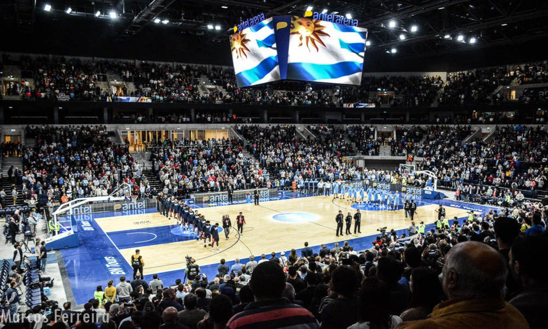 Uruguay Antel Arena