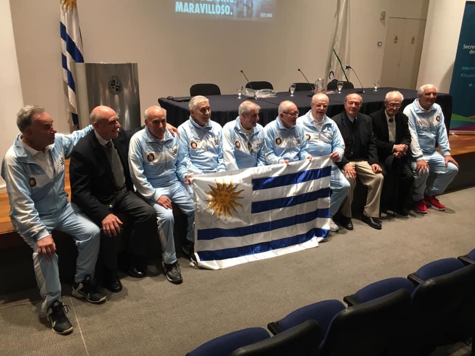 Maxibasquetbol Uruguay