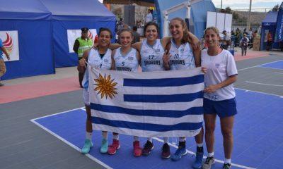 Uruguay 3x3 Femenino
