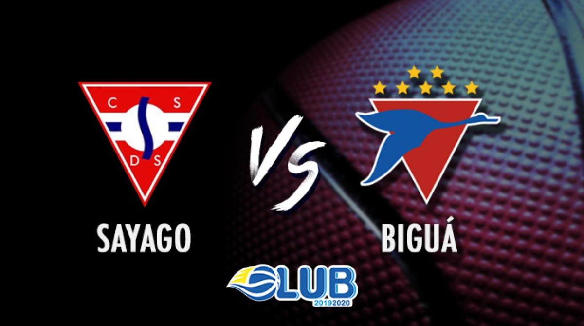 Sayago vs. Biguá