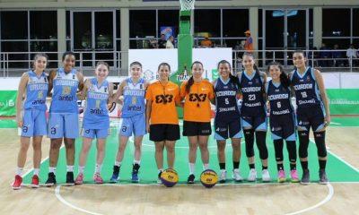Uruguay u17 3x3