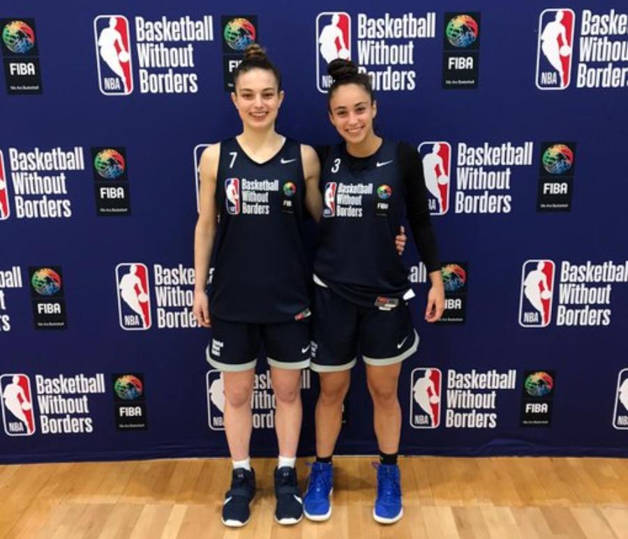 Florencia Niski y Camila Kirschenbaum