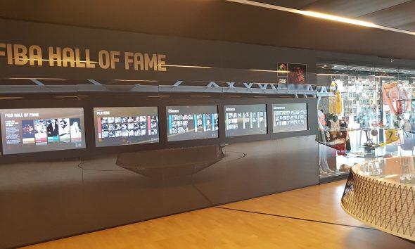 FIBA Hall of Fame