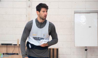 Uruguay entrenamiento CEFUBB