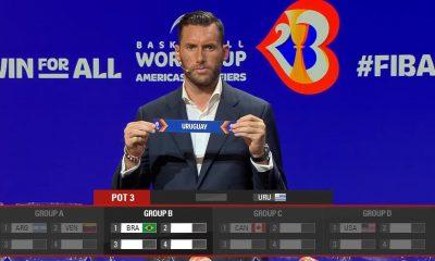 Uruguay Clasificatoria Mundial 2023