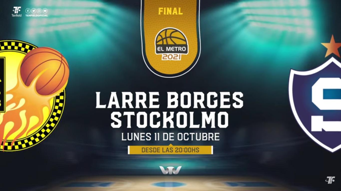 Larre Borges vs. Stockolmo