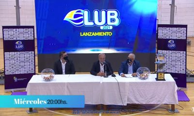 Lnazamiento Liga Uruguaya